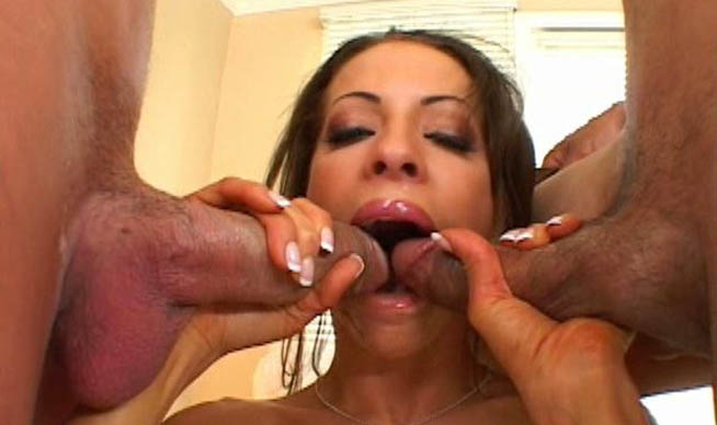 Vanessa lane sodomized by two guys